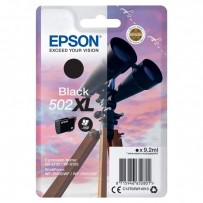 Epson 502XL, černá, 9.2ml