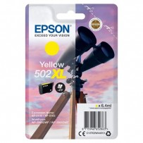 Epson 502XL žlutá, 6.4ml