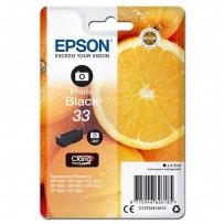 Epson 33, foto černá, 4.5ml