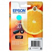 Epson 33, modrá, 4.5ml