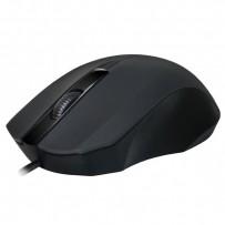 Defender Myš MM-310, 1000DPI, optická, 3tl., 1 kolečko, drátová USB, černá, kancelářská
