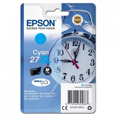 Epson 27XL modrá