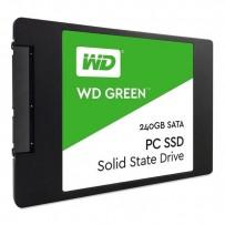 """SSD Western Digital 2.5"""", SATA III, 240GB, GB, WD Green, WDS240G2G0A 430 MB/s,545 MB/s"""