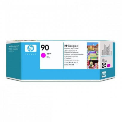 HP originální tisková hlava C5056A, HP 90, magenta, HP DesignJet 4000, 4000ps, 4500