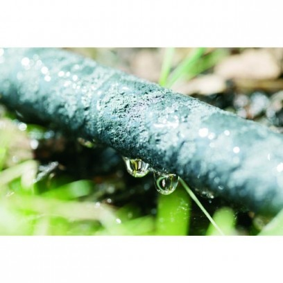 Rehau zahradní hadice perlící (rosící), 25-45m, 13mm, 0.5-30bar, šedá, 1.97kg, sada