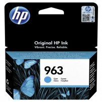 HP 963, modrá, 10.77ml