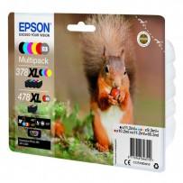 Zvýhodněná sada Epson 378XL + 478XL - 6ks
