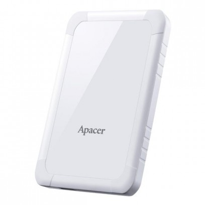 "Apacer externí pevný disk, AC532, 2.5"", USB 3.1, 2TB, AP2TBAC532W-1, bílý"