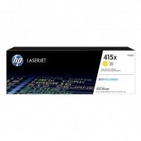 Toner HP 415X, HP W2032X žlutý, 6000 stran