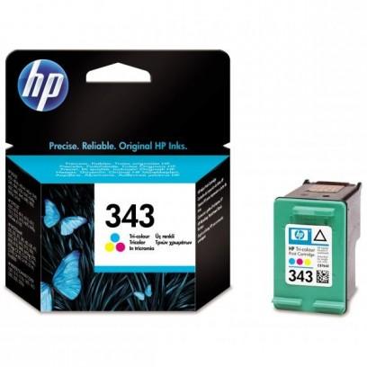 HP 343 barevná
