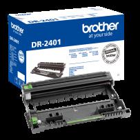 Brother originální válec DR2401, black, 12000str.