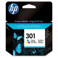 HP originální ink CH562EE, HP 301, color, blistr, 165str., HP HP Deskjet 1000, 1050, 2050, 3000, 3050