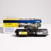 Brother originální toner TN-326Y, yellow, 3500str., Brother HL-L8350CDW, DCP-L8400CDN
