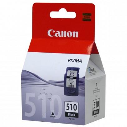 Canon originální ink PG510BK, černý 220 stran 9ml
