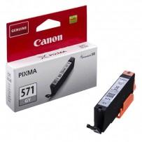 Canon originální ink šedá grey, 11ml, CLI571GY XL