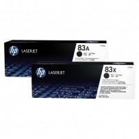 HP originální toner CF283XD, black, 2*2200str., HP 83X, HP LaserJet Pro M201, M225, MFP M225dn, Dual pack, 2*830g