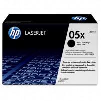 HP originální toner CE505X, black, 6500str., HP 05X, high capacity, HP LaserJet P2055