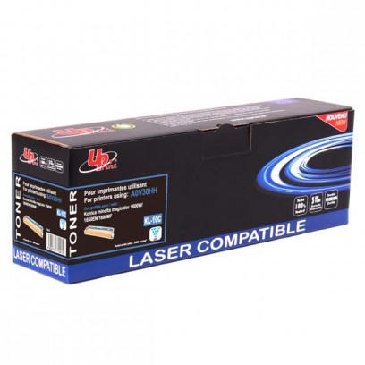 UPrint kompatibilní toner s A0V30HH, cyan, 2500str., KL-10C, pro Konica Minolta QMS MC1650EN, MC1650END, MC1650, 1600W ,MC1680