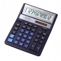 Citizen Kalkulačka SDC888XBL, modrá, stolní, dvanáctimístná