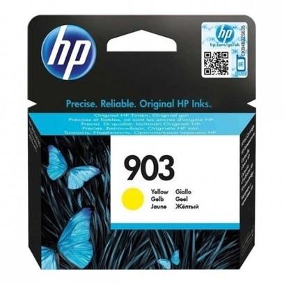 HP originální ink T6L95AE, HP 903, yellow, 315str., 4ml, HP Officejet 6962,Pro 6960,6961,6963,6964,6965,6966