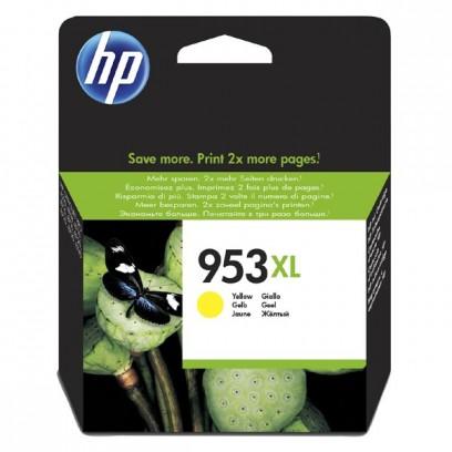 HP 953XL, žlutá, 20ml