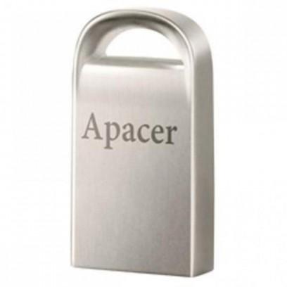 Apacer USB flash disk, 2.0, 32GB, AH115, stříbrný, AP32GAH115S-1