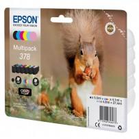 Zvýhodněná sada Epson 378 - 6ks