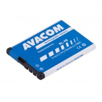 Avacom baterie do mobilu pro Nokia 6111, Li-Ion, 3.7V, GSNO-BL4B-S750, 750mAh, 2.8Wh, náhrada BL-4B