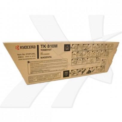 Kyocera originální toner TK810M, magenta, 20000str., Kyocera FS-C8026N