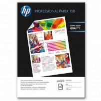 HP Professional Glossy Laser Photo Paper, foto papír, lesklý, bílý, A4, 150 g/m2, 150 ks, CG965A, laserový