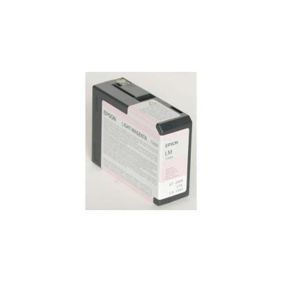Epson originální ink C13T580600, light magenta, 80ml, Epson Stylus Pro 3800