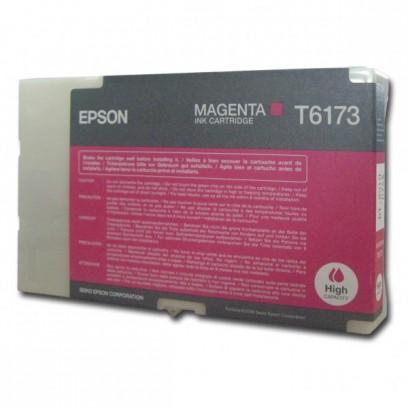 Epson originální ink C13T617300, magenta, 100ml, high capacity, Epson B500, B500DN