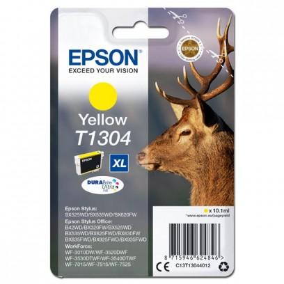 Epson originální ink C13T13044012, T1304, yellow, 765str., 10,1ml, Epson Stylus Office BX320FW