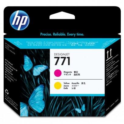 HP originální tisková hlava CE018A, HP 771, magenta/yellow, HP HP Designjet Z6200, Z6600, Z6800