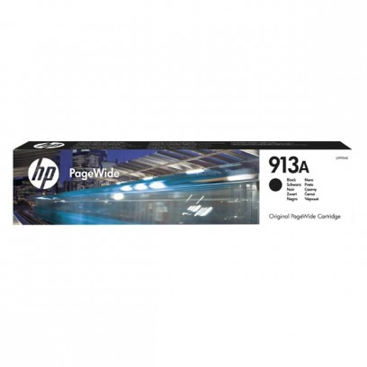 HP originální ink L0R95AE, HP 913A, black, HP PageWide Managed MFP P57750, P55250, Pro 452, 477