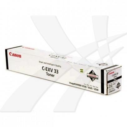 Canon originální toner CEXV33, black, 14600str., 2785B002, Canon iR-2520, 2525, 2530