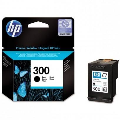 HP 300, HP CC640EE černá, 4ml