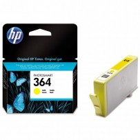 HP 364, HP CB320EE, žlutá, 3ml