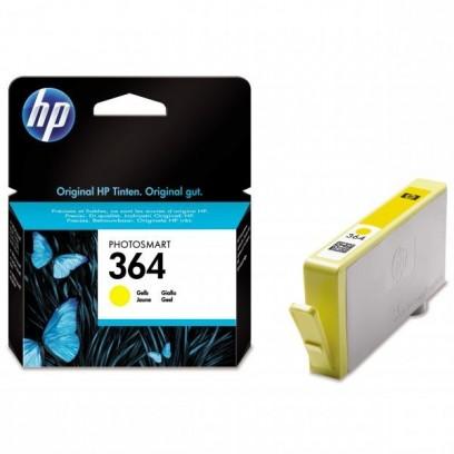 HP 364, HP CB320EE žlutá, 3ml