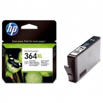 HP 364XL, HP CB322EE foto černá, 6ml