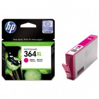 HP originální ink CB324EE, HP 364XL, magenta, 750str., HP Photosmart B8550, C5380, D5460