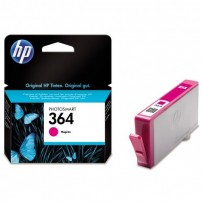 HP originální ink CB319EE, HP 364, magenta, 300str., HP Photosmart B8550, C5380, D5460