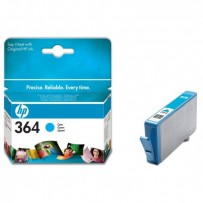 HP 364, HP CB318EE modrá, blistr, 3ml