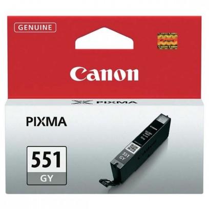 Canon CLI-551GY šedá, 7ml