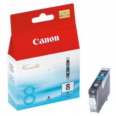 Canon CLI-8PC foto modrá, 13ml