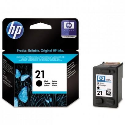 HP C9351AE, HP 21 černá, 5ml