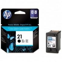 HP C9351AE, HP 21, černá, 5ml, blistr