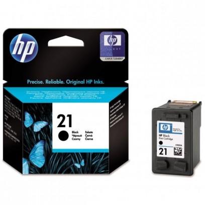 HP C9351AE, HP 21 černá, 5ml, blistr
