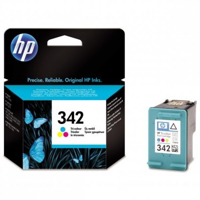 HP 342 barevná