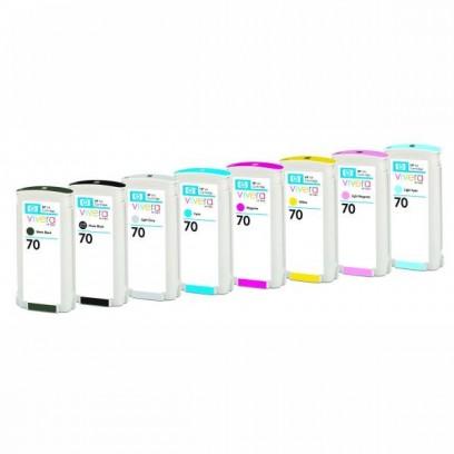 HP originální ink C9450A, HP 70, grey, 130ml, HP Designjet Z3100, Z2100